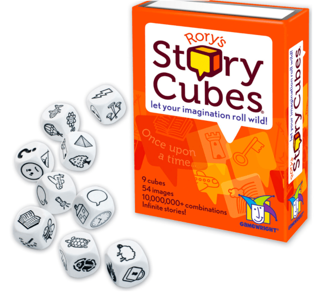 Gamewright 8 Plus Rory'S Story Cubes