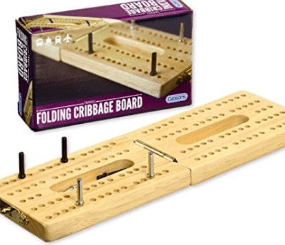 Gibsons Games 8 Plus Folding Cribbage Board
