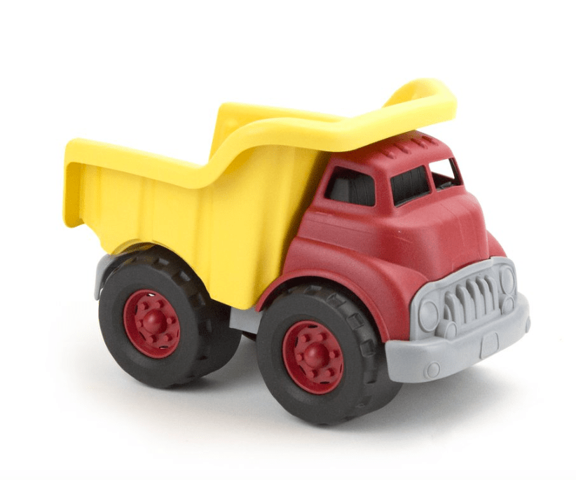 Green Toys 12 Mths Plus Vehicle - Dump Truck (Red)