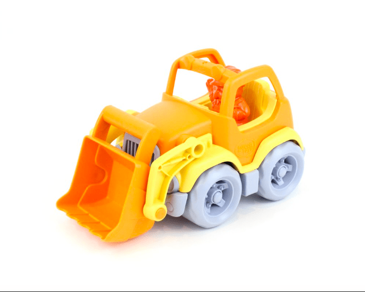 Green Toys 2 Plus Construction Scooper Truck