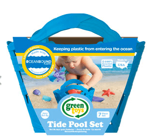 Green Toys 6 Mths Plus Tide Pool Set
