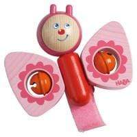 Haba Birth to 12 Months Pram Toy Butterfly