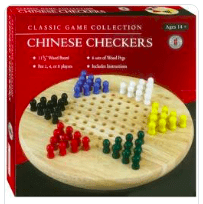 Hansen 7 Plus Chinese Checkers