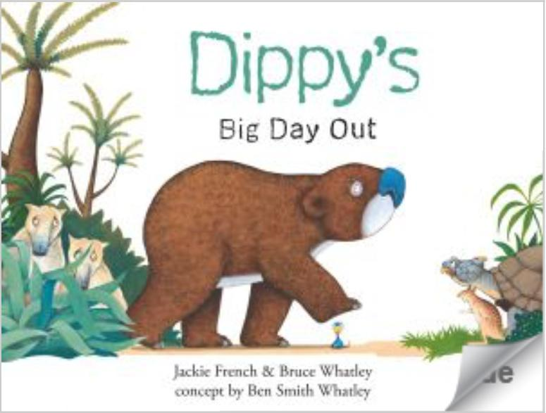 Harper Collins 3 Plus Dippy's Big Day Out - J French, B Whatley, B Smith-Whatley