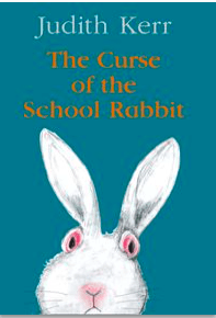 Harper Collins 6 Plus The Curse of the School Rabbit - Judith Kerr
