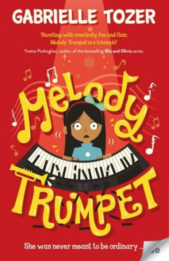 Harper Collins Child Fiction 8 Plus Melody Trumpet - Gabrielle Tozer