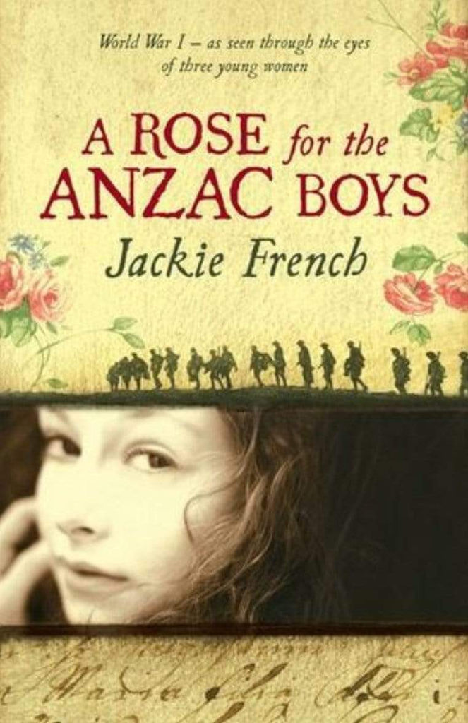 Harper Collins Child Fiction 8 Plus Rose for the ANZAC Boys - Jackie French