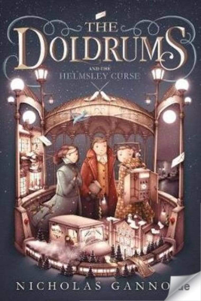 Harper Collins Child Fiction 8 Plus The Doldrums, Helmsley Curse - Nicholas Gannon