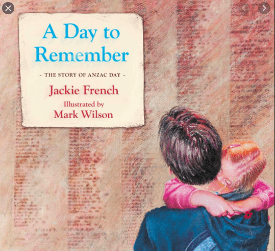 Harper Collins Child NF 3 Plus A Day to Remember - Jackie French