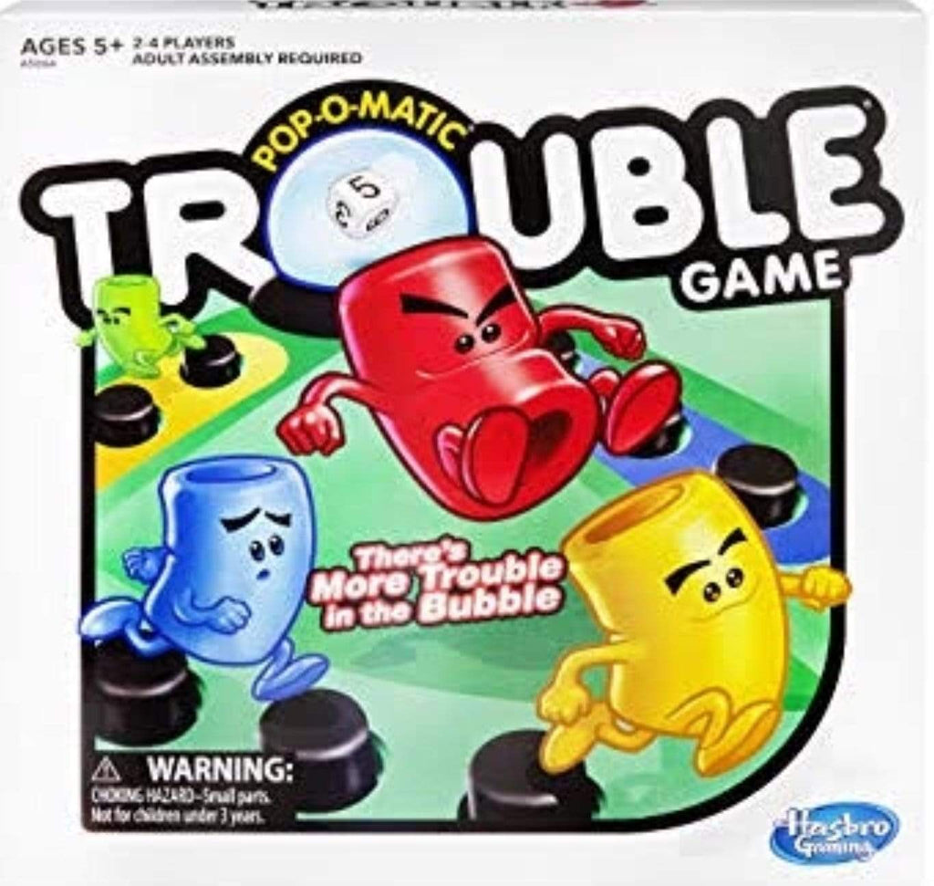 Hasbro 5 Plus Trouble