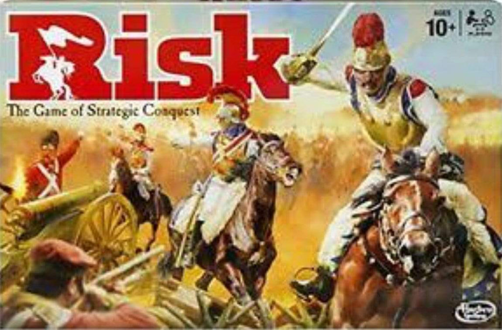 Hasbro 8 Plus Risk