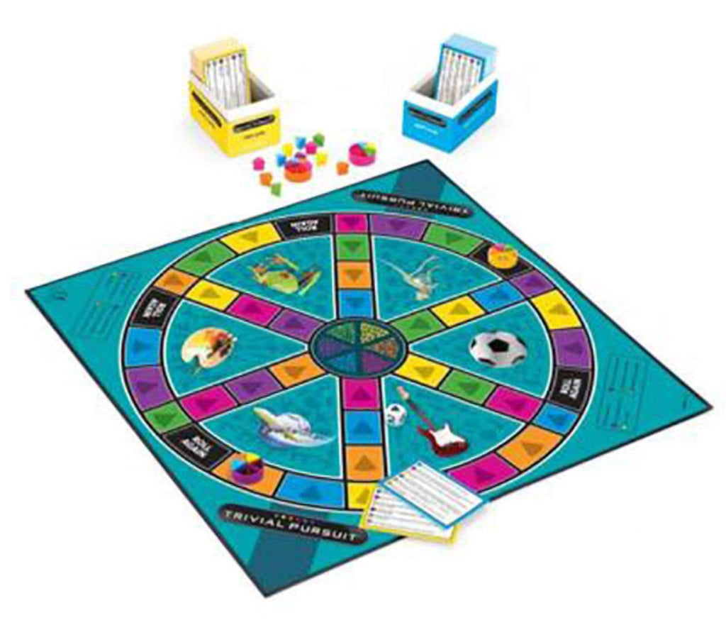Hasbro 8 Plus Trivial Pursuit - Family Addition