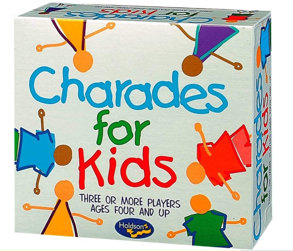 Holdson 4 Plus Charades for Kids