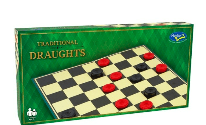 Holdson 5 Plus Draughts