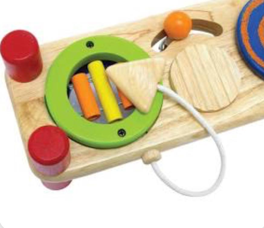 I'm Toy 18 Mths Plus Activity Toy - Tutti Tune