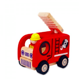 I'm Toy 18 Mths Plus Fire Engine City and Service Vehicles