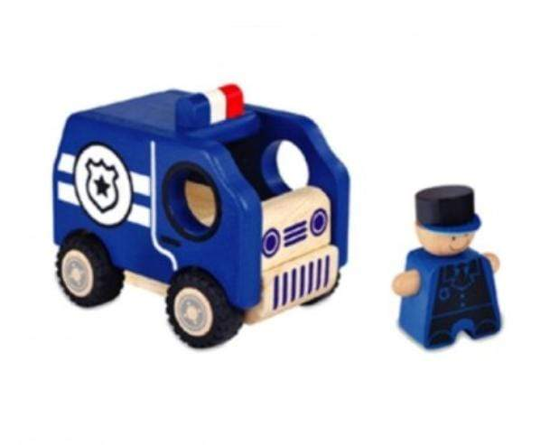 I'm Toy 18 Mths Plus Police Car City and Service Vehicles