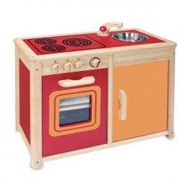 I'm Toy 3 Plus Creative Play - Oven and Cupboard Sink Unit