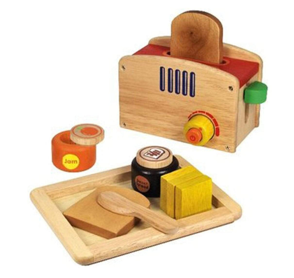 I'm Toy 3 Plus Creative Play - Pop Up Toaster Set