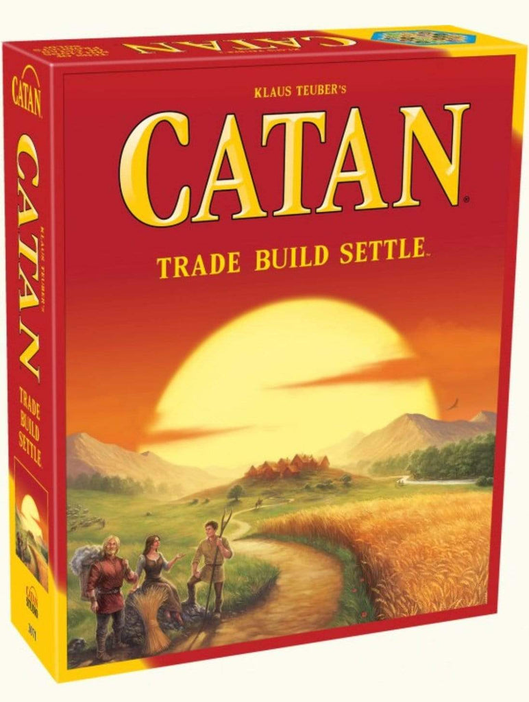 Jedko 10 Plus Catan 5th Edition