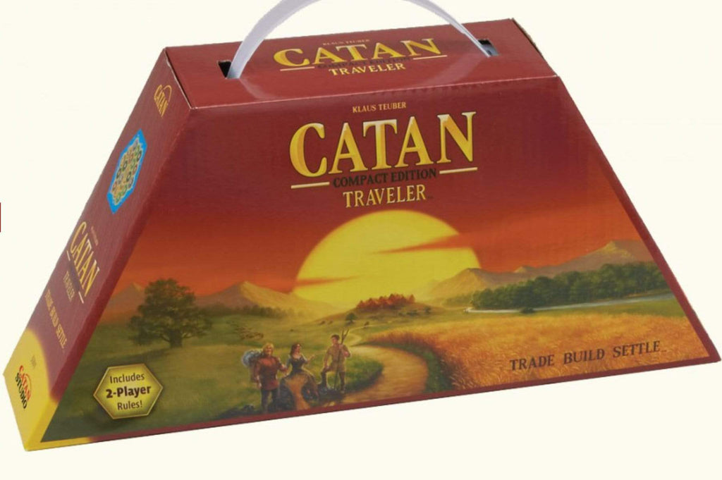 Jedko Family Games Catan Traveller