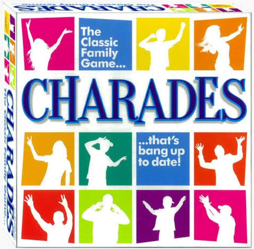 Jedko Family Games Charades