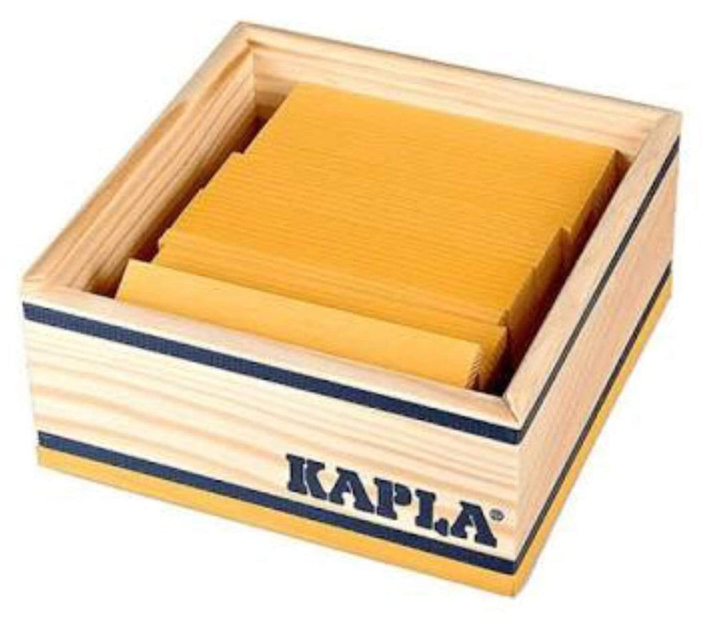 Kapla 8 Plus 40 pc Yellow