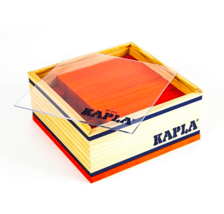 Kapla 8 Plus 40pc Orange