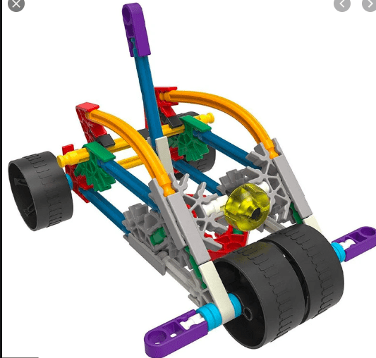Knex 5 Plus 10 in 1 Building Set