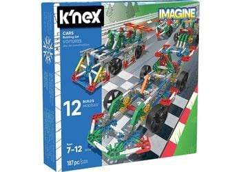 Knex 6-7 Years Cars Building Set
