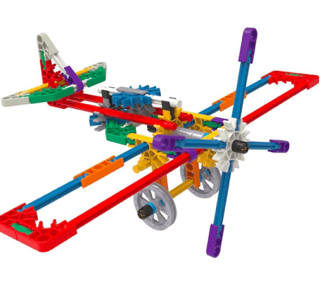 Knex 7 Plus Click & Construct Value 522 Pc