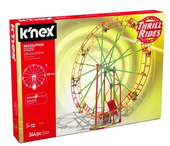 Knex 7 Plus Revolution Ferris Wheel Set