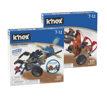 Knex 7 Plus X Battlers Assortment
