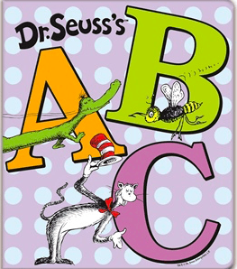 Lake Press 2 Plus Dr Seuss's ABC BB - Dr Seuss