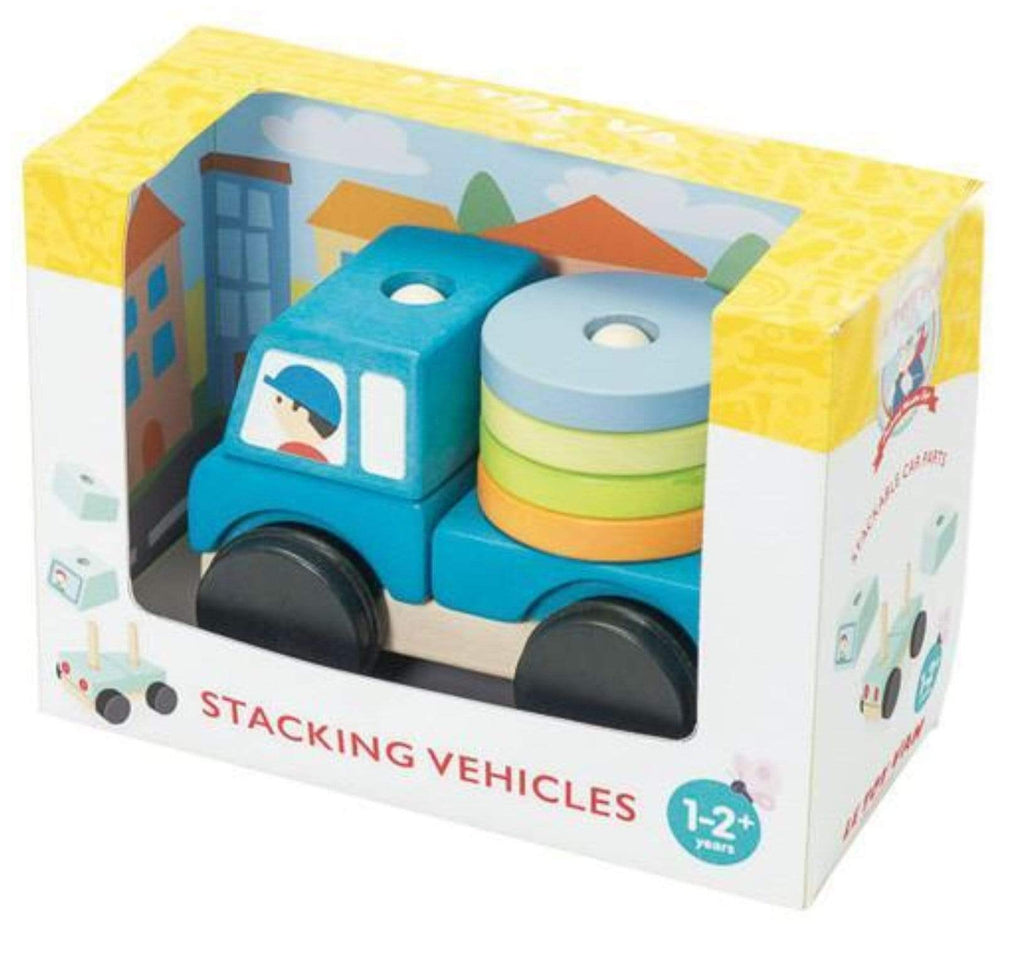 Le Toy Van 12 Mths to 2 Yrs Stacker - Truck