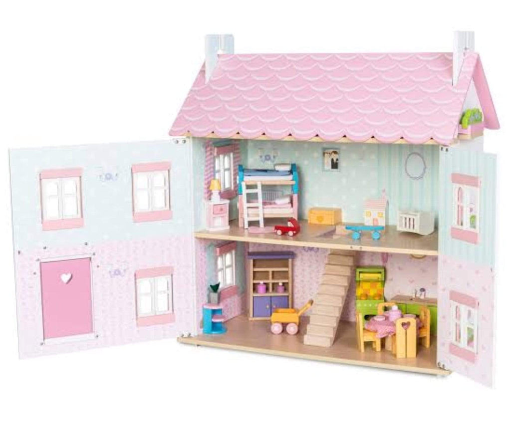 Le Toy Van 3 Plus Dolls House Accessories - Happy Family