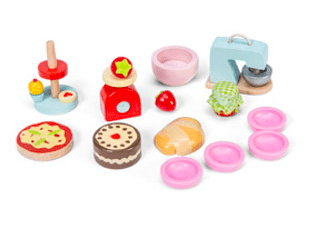Le Toy Van 3 Plus Make and Bake Accessory