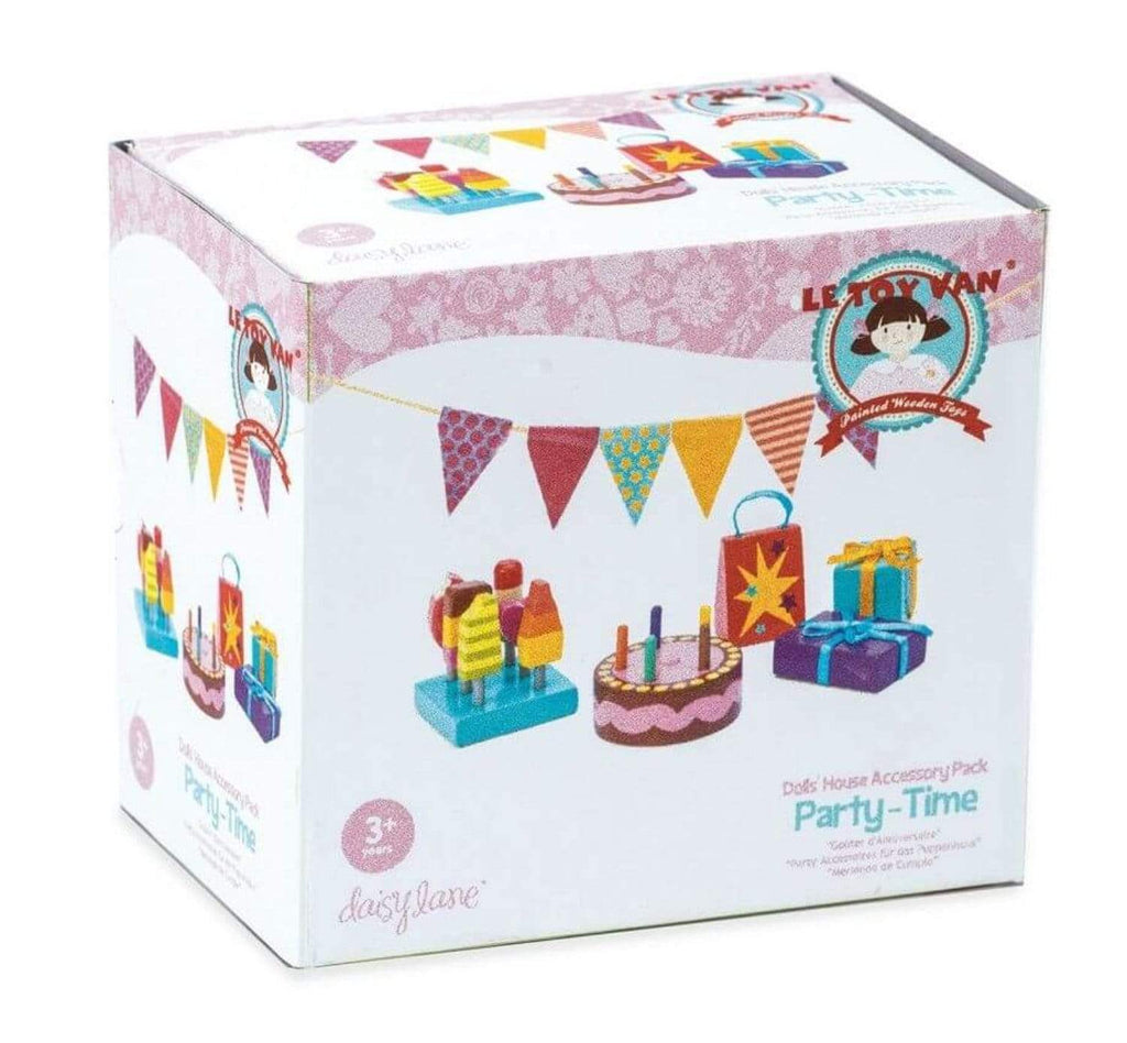 Le Toy Van 3 Plus Party Time Accessory