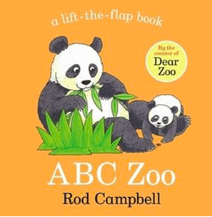 MacMillan 12 Mths Plus ABC Zoo - Rod Campbell