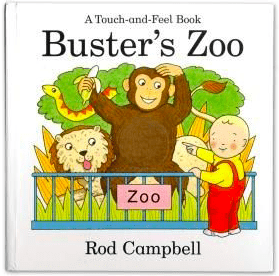 MacMillan 2 Plus Buster's Zoo - Rod Campbell