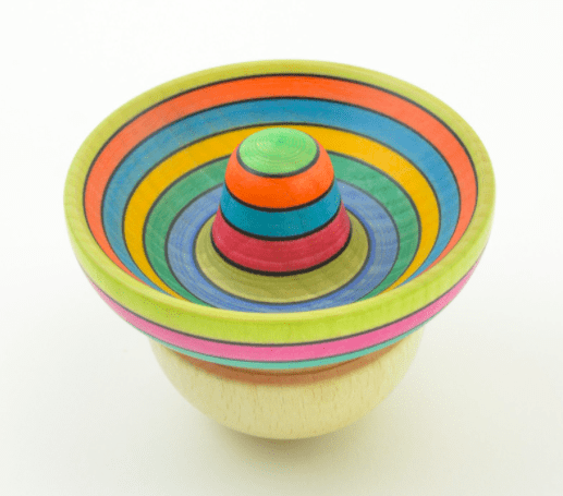 Mader 12 Mths Plus Roly - Poly Sombrero Spinning Top