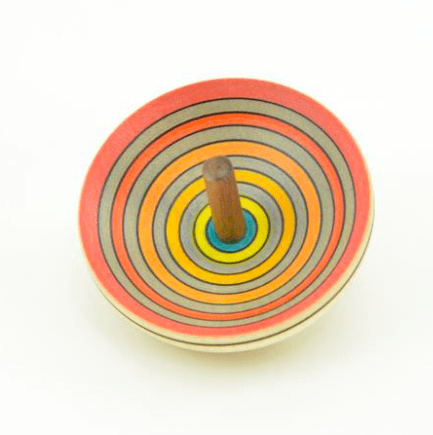 Mader 3 Plus Fridolette Spinning Top