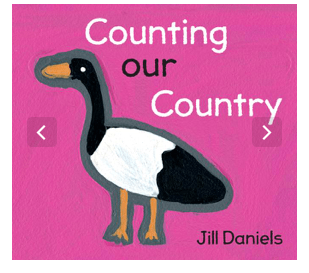 Magabala Books 12 Mths Plus Counting Our Country -  Jill Daniels