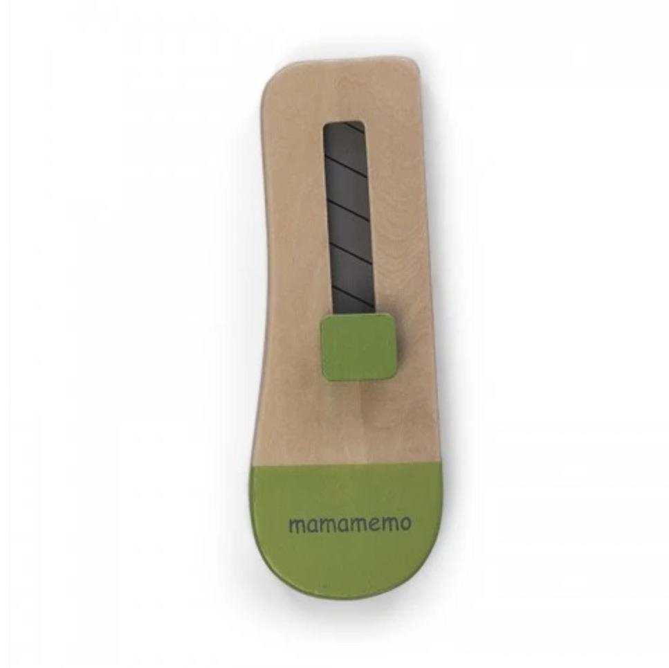 MamaMemo 3 Plus Wooden Workshop Tools - Knife Blade