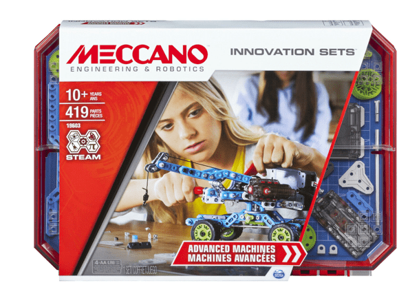 Meccano 10 Plus Advanced Machines