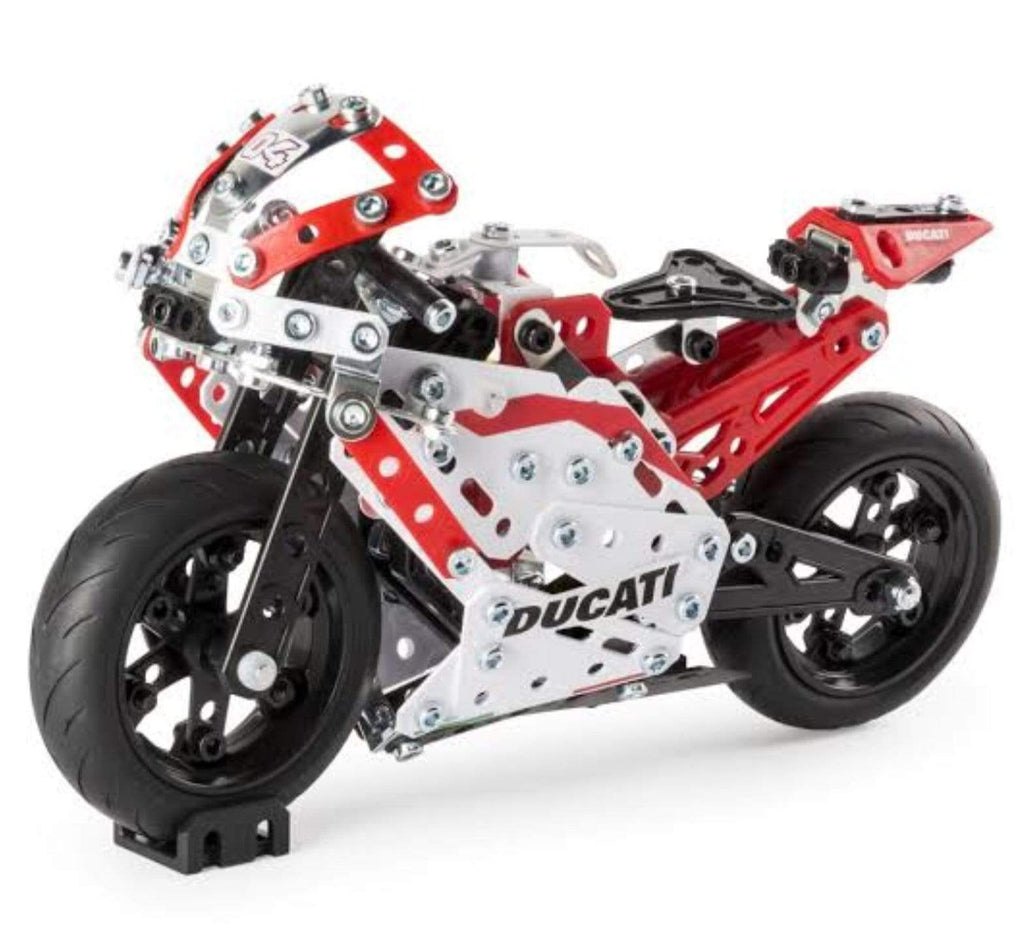 Meccano 10 Plus Ducati Set