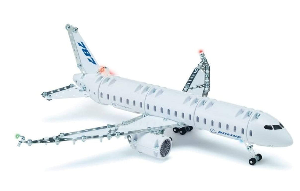 Meccano 10 Plus Elite 787 Dreamliner