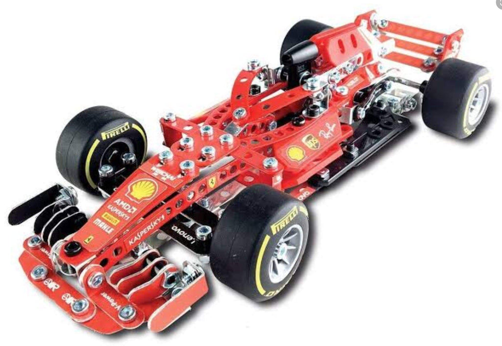 Meccano 10 Plus Ferrari Set
