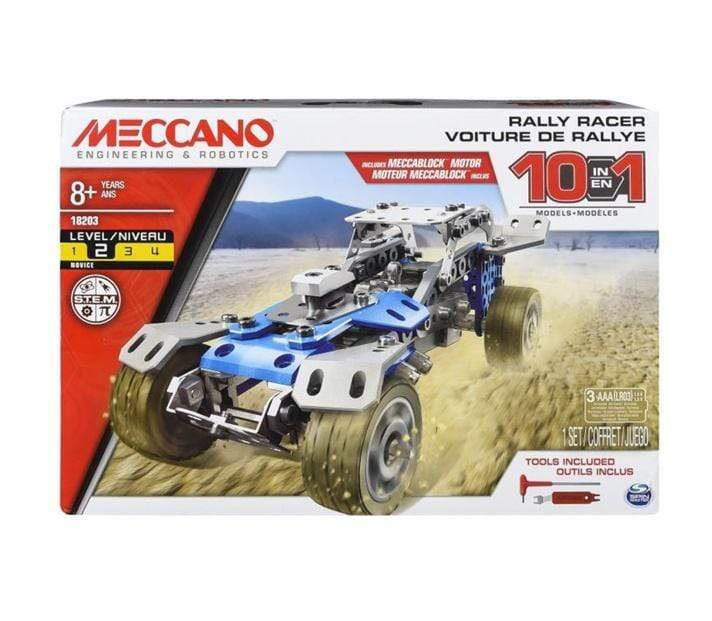 Meccano 8 Plus Multi Model 10 Set