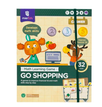 MierEdu 3 Plus Go Shopping